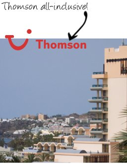 All Inclusive Thomson family holiday in Gran Canaria