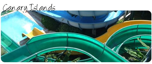 Waterpark holidays in Canary Islands