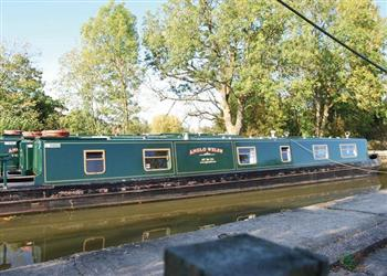 Boating holidays on Ashby (BH2355) from Trevor, Llangollen