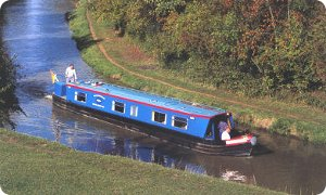 Boat hire on the canals - Forth & Clyde and Union Canals