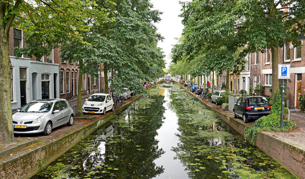 Car hire in Netherlands