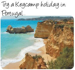 Keycamps in Portugal