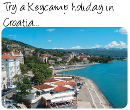 Keycamps in Croatia