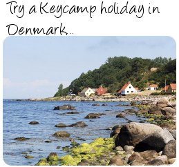 Keycamps in Denmark