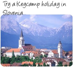 Keycamps in Slovenia