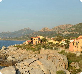 Club Med holiday village : Sant Ambroggio - Corsica; France