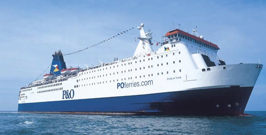 Ferry tickets and routes