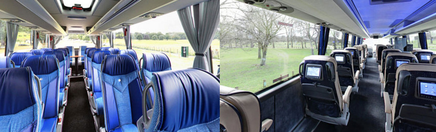 Leger Holiday Coach Tours