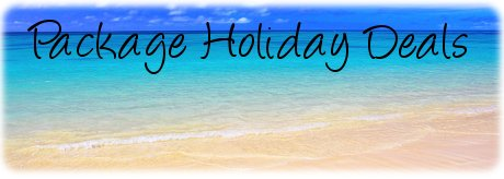 Package holidays from Sunshine.co.uk