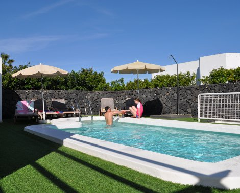 Villa family holiday - Canary Islands