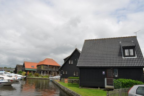 Holiday cottages in Wroxham