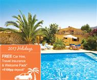 Villa holidays for 2017