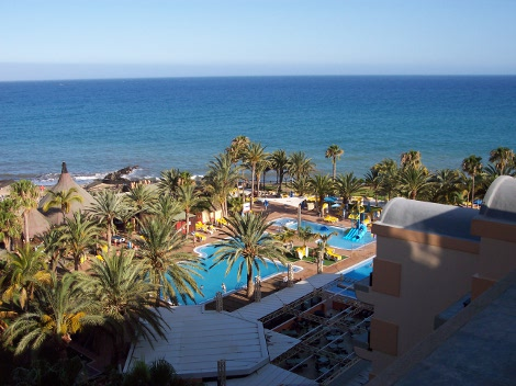 Holiday on Gran Canaria