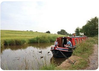 Heritage Narrow Boats in Cheshire, Macclesfiled Canal