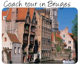 Coach holidays - Bruges in Brussles