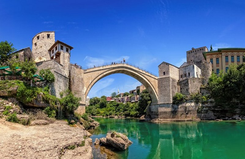 Mostar in Croatia