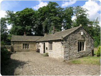 Bank Bottom Cottage in Haworth, Yorkshire Dales
