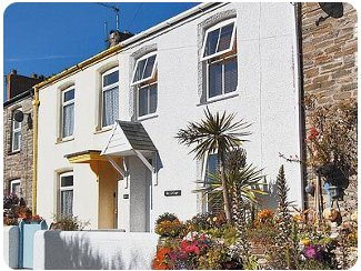 Bay Cottage in Newquay, Cornwall