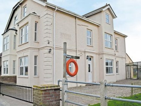 The Beach House in Sea Palling