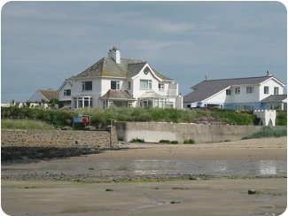 Broad Beach in Rhosneigr, Isle of Anglesey