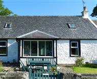 Burnside Cottage in Isle of Arran