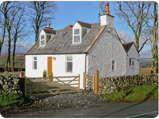 Cleughbrae Cottage in Castle Douglas, Kirkcudbrightshire