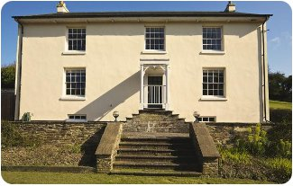 Coltscombe Court in Slapton, Devon