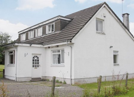 Craigview Cottage in Aberfoyle, Stirlingshire