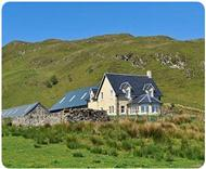 Degnish Farmhouse in Argyll