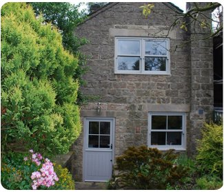 Edge Cottage in Bakewell, Derbyshire