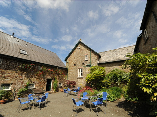 Glebe House Cottages in Holsworthy, Devon