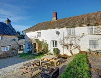 Gooseham Barton Farm Cottages in Morwenstow, Cornwall