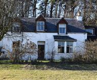 High Glencloy House in Isle of Arran