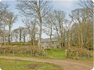 Higher Thorne Cottage in Bodmin, Cornwall