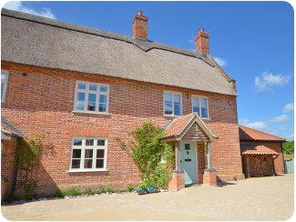 Limes Farm Cottage in Ludham, Norfolk