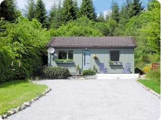 Loch Ness Cottage in Inverness, Inverness-Shire