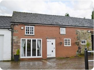 Love Cottage in Leek, Staffordshire