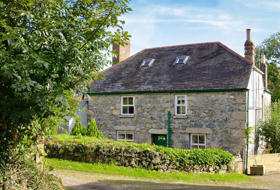 The period Cornish holiday cottage which is Lower Trembath