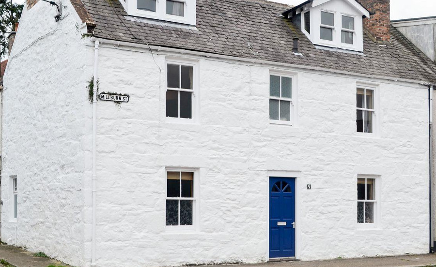 Millburn Cottage in Kirkcudbright, Dumfries and Galloway