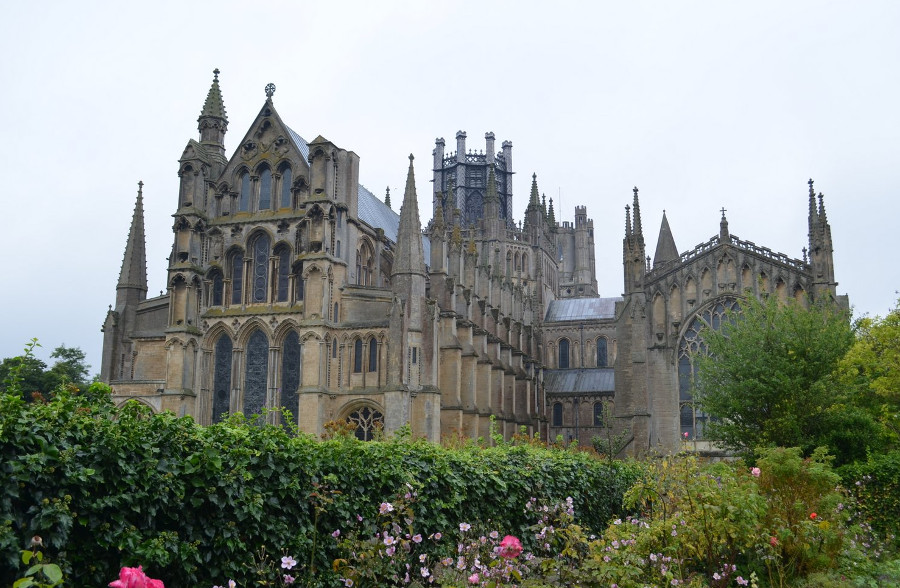 Ely Cathedral, near to Orchard View