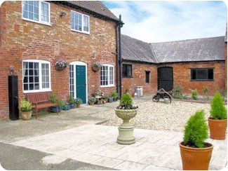Ostlers Cottage in Newark, Lincolnshire