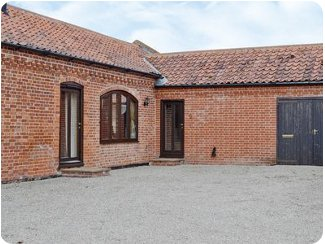 Partridge Barn in Fakenham, Norfolk
