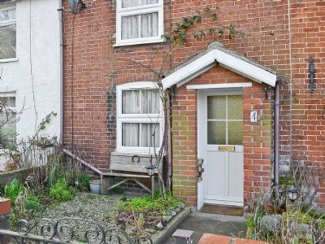 Pebble Cottage in Hopton-on-Sea, Norfolk