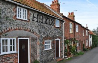Pebble Cottage in Pakefield, Lowestoft