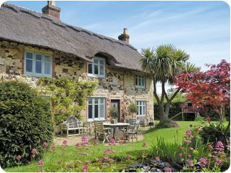 Priory Cottage in Freshwater, Isle of Wight