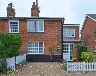 River End Cottage in Beccles, Suffolk