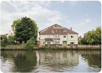 Riverside House in Beccles, Suffolk