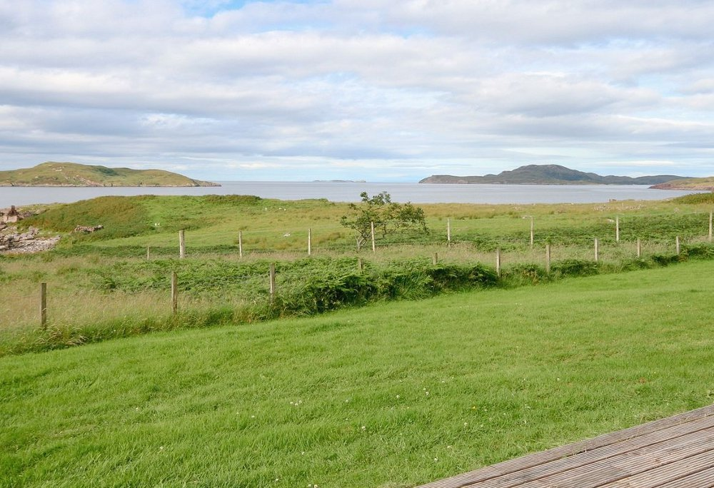 The views from Roangorm near Achiltibuie