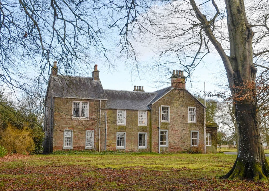 Rosemount House in Blairgowrie, Perth and Kinross
