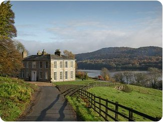 Silverholme in Lake Windermere, Cumbria